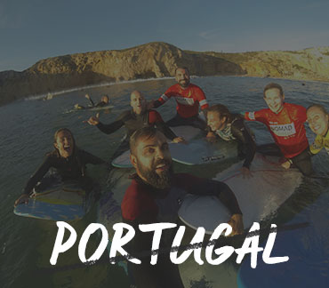 Surftrip Portugal 2018